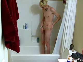 Twink movie of But he also has some sensational jack off fucktoys to