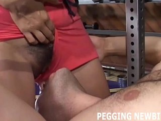 You need a nice hard pegging in your tight ass