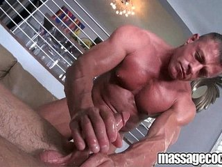 Massagecocks Muscle Oily Ass