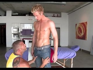 Sexy gays are having lusty 69 position suckings