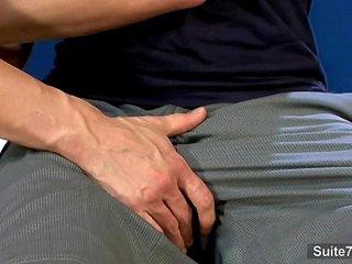 Baseball jocks screwing their asses and cumming