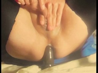 Up the wazoo anal orgasm