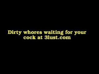 Blackpool Jen enjoying sucking cock