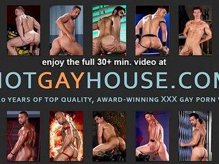 Gays Enjoy Some Hardcore Shagging