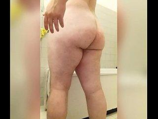 Dildo anal hot chubby boy big fat ass