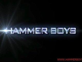 First casting sports body Honza Janatka from Hammerboys TV