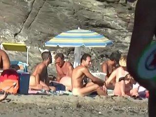 nudist guys on the beach 9