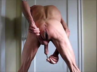 Up the Cock and Fist Fucked In The Ass