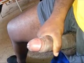 str8 daddy play his meat