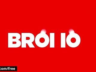 Bromo - Brad Banks with Tom Faulk at Cream For Me A Xxx Parody Part 1 Scene 1 - Trailer preview