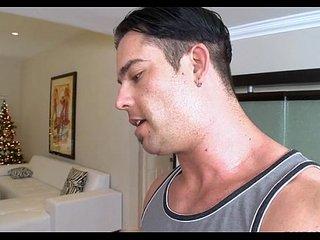 Sexy oral sex for sexy gay
