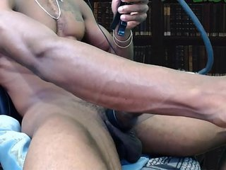 Adult toys for big and black live on Cruisingcams.com