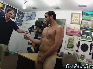 Amateur filmed jerking