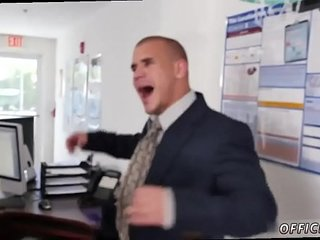 Gay office man sex video The crew that works together, drills together
